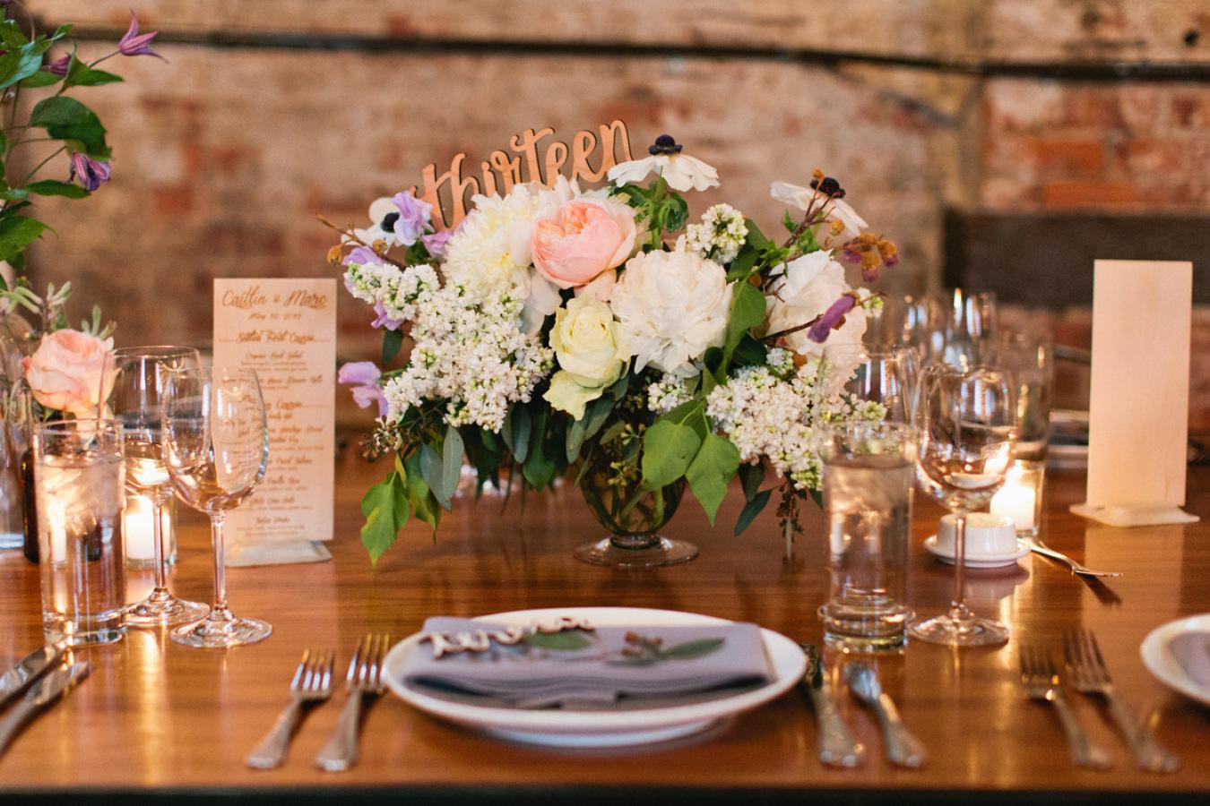 Brooklyn Wedding at The Green Building