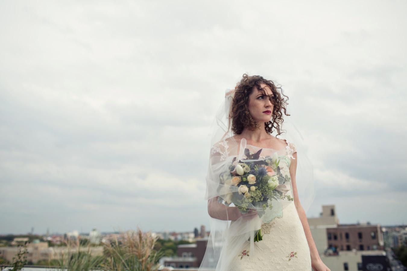 New York City Wedding from Heather Kincaid + Firefly Events
