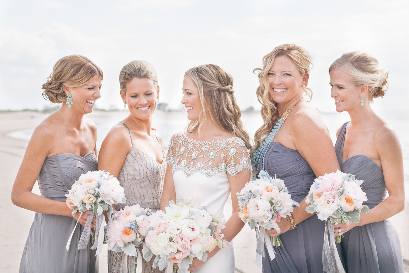 Romantic New York Wedding at Water's Edge from Kelly Kollar Photography