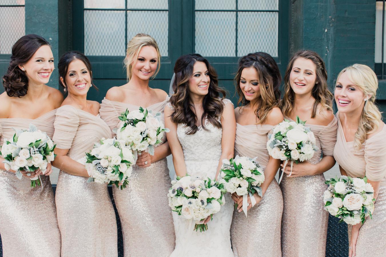 Romantic + Timeless New York City Fall Wedding
