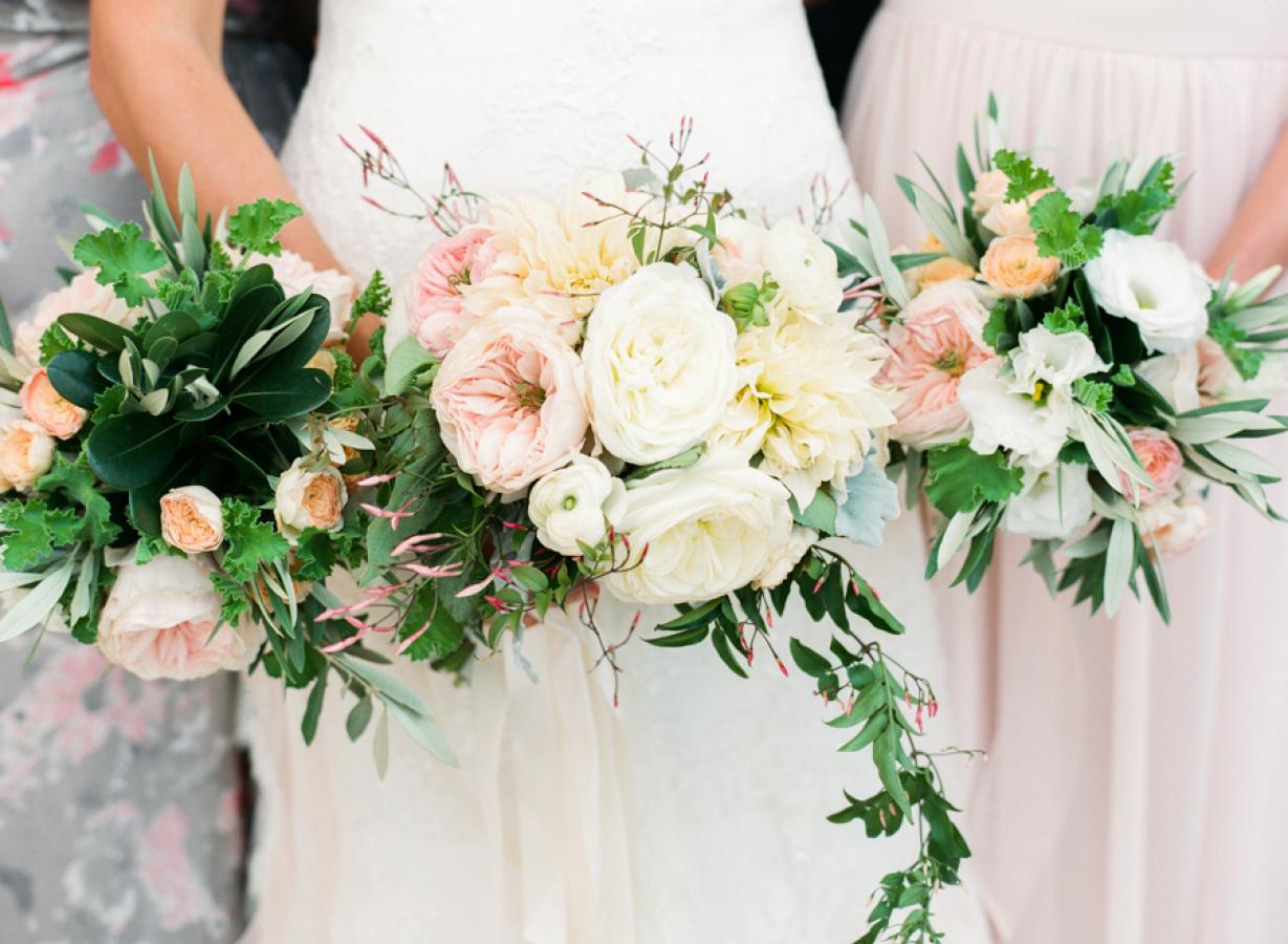 Tuscan-Inspired NYC Summer Wedding