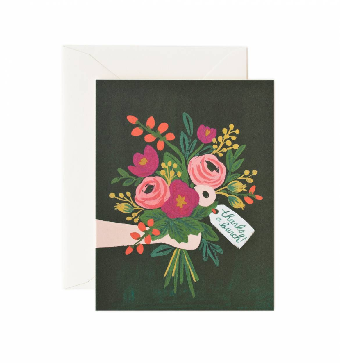Cards for your floral design by rebecca shepherd floral design thanks a bunch m4hsunfo