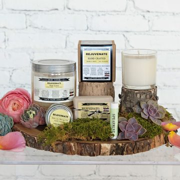 Rejuvenate gift set