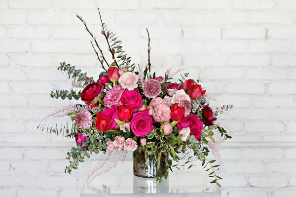Eternal Happiness floral arrangement by Rebecca Shepherd Floral Design